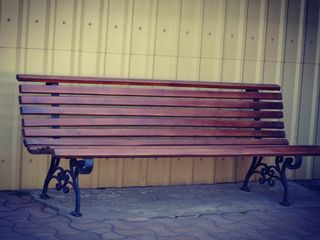Парковая скамейка 2800 лей
