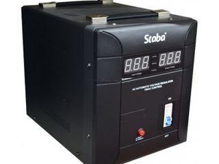 Стабилизатор Staba TVR-104 2000VA 50931. Доставка бесплатная по всей стране!