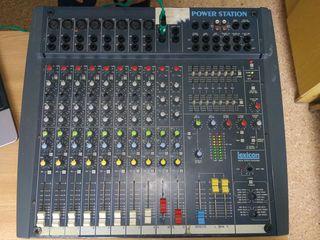 SOUNDCRAFT SPIRIT POWERSTATION 600