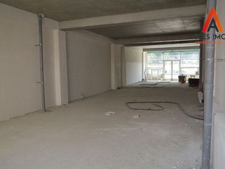 Spațiu comercial! Centru, str. N. Testemițanu, 160 m2, Variantă albă!