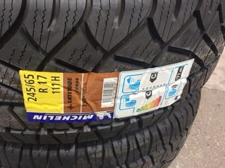 Продам шины Michelin Latitude Cross R17 245/65