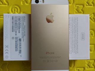 IPhone 5S 64 gb Gold Rose
