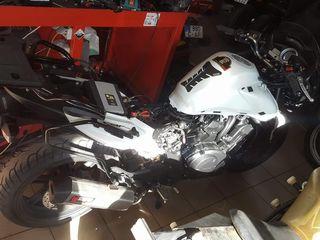 Общая и компютерная диагностика мотоцикла в crismoto