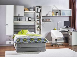 Dormitor Ambianta Amigo Gri