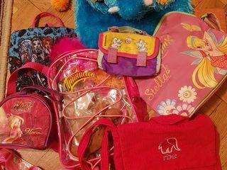 Рюкзаки для девочки
