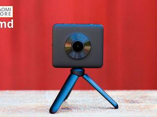 Сu ajutorul camerei panoramice de acţiune Xiaomi Mi Sphere сaptează momentele frumoase!