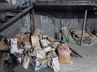 Вывоз мусора - бус, самосвал, контейнер, грузчики.