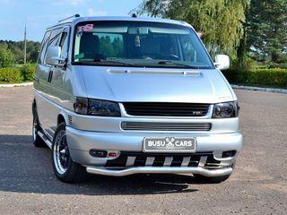 Kенгурятник / bara de protectie fata inox Volkswagen T4 1990 - 2003