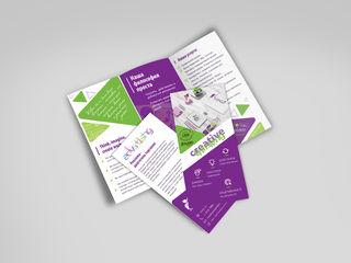 Разработка буклетов, проспектов, меню. Брендбук. Рекламные кампании.