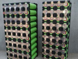 """Аккумулятор, li-ion"""" Panasonic """" - 36v13a - 180e, 36v 16a - 230e,  lipo48v22a - 350e."""
