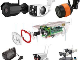 SD-germ-Euro видео наблюдение. камеры со встроенным регистратором 4-5 мегапикселей