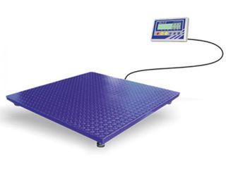 Электронные платформенные весы