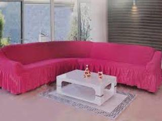 Чехлы на мягкую мебель -- доставка бесплатно