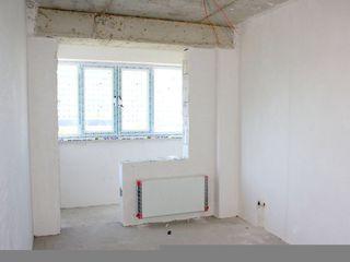 Varianta albă, Botanica, 2 odăi, 52 m, 29900€, casa data în exploatare! Kirsan