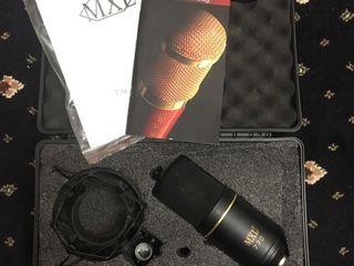 Marshall MXL 770 M-Audio Fast Track