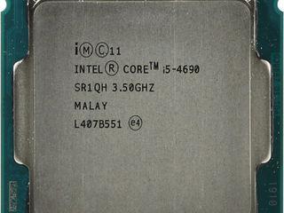 Intel Core i5-4690 3.90GHz/6M/5GT/Intel HD Graphics 4600
