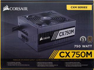 Corsair cx750m