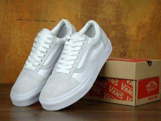 Vans Old Skool Grey & White (42, 45)