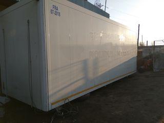 Продается рефрижератор от грузового автомобиля (холодильная камера)