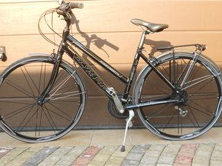 Bicicleta noua,