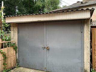Капитальный гараж с подвалом Бельцы
