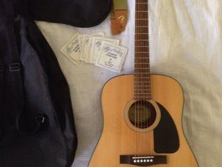 "Акустика ""Fender"" - 330 Euro"
