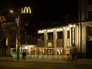 Spațiu  comercial în centrul Chișinăului!