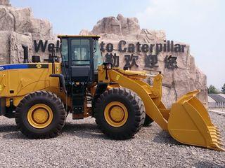Incaractor CAT- 3m3