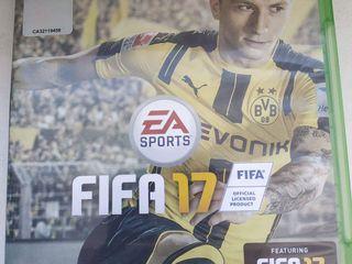 Продается игровой диск FIFA-17 для XBox One
