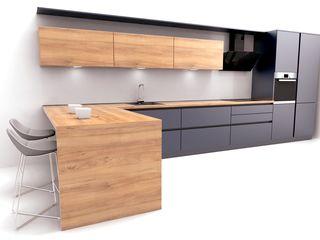 Bucătării de la 260 € metru liniar / кухни от 260 € за погонный метр.
