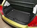 Скидки до 20%. Коврики в багажник полиуретановые с бортами. Novline-Element.