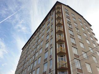 2 camere + living 62 m2. Buiucani. In rate! Prima rata 14000 euro!