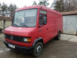 Mercedes rex 714d