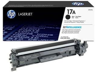 Оригинальный лазерный картридж HP CF217A