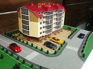 Garsoniera com. Gratiesti in casa noua numai 9900 Euro