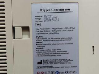 Concentrator de oxigen