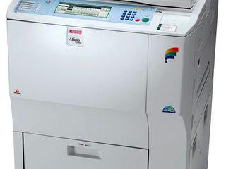 REAL PRINT SRL . REAL PRINT SRL . 5560C - цветной лазерный МФУ 4 в 1 от японской фирмы Ricoh!