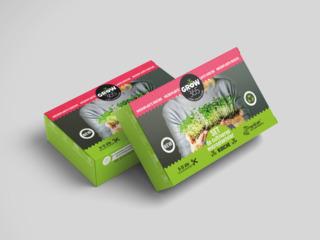 Дизайн этикетки, коробки, упаковки