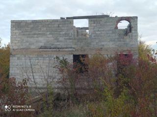 Продается недостроенный дом на новом плане