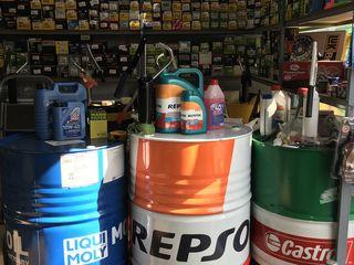 Ulei, filtre , piese auto, acumulatoare