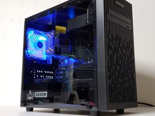 [new] FlashRig Vega Home/Office/Gaming Ryzen 3 3200G > 3.6-4.0 GHz (4C/4T), 4MB + 8GB + HDD 1TB PC