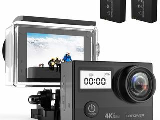 DBPower N5 Pro WiFi - 4K Action Camera