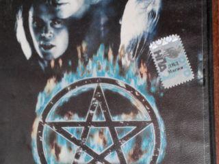 """DVD-лицензионный 40 лей."""" сделка с дьяволом"""" и фильмы на болванках в DVD формате по 5 лей."""