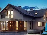 Proiect de casa cu parter si mansarda.Acum preturi promotionale la proiectare design si macheta