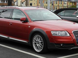 Audi A6 C6 Allroad - reparatie air suspension
