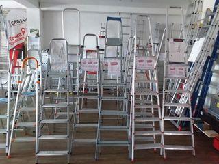 Лестницы. Стремянки. Леса. Вышки.Садовые лестницы