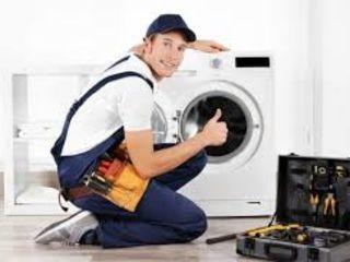 Reparatia masinilor de spalat  la domiciliu