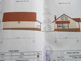 se vinde construcție nefinisată 18  km destanță de la Chişinău , pe traseul Orhei  Chişinău