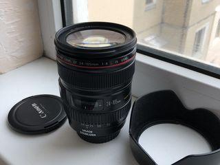 Canon 24 105 mm f 4.0 L