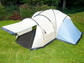 Cort, camping pentru 6 persoane. Палатка